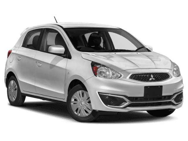 New 2020 Mitsubishi Mirage GT FWD Hatchback