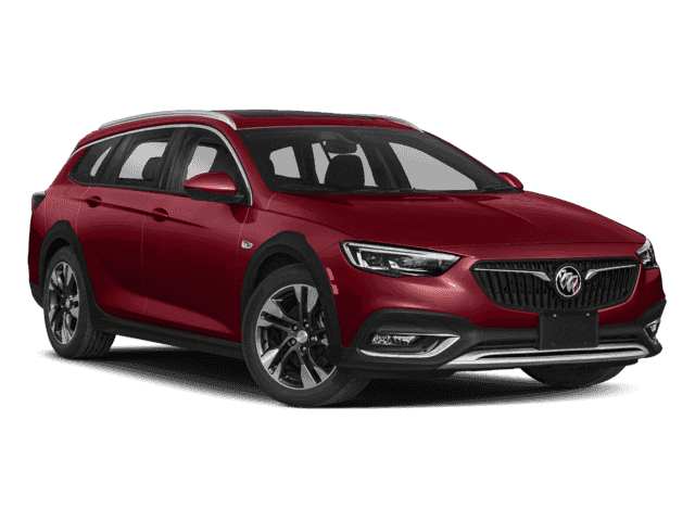 New 2018 Buick Regal Essence AWD