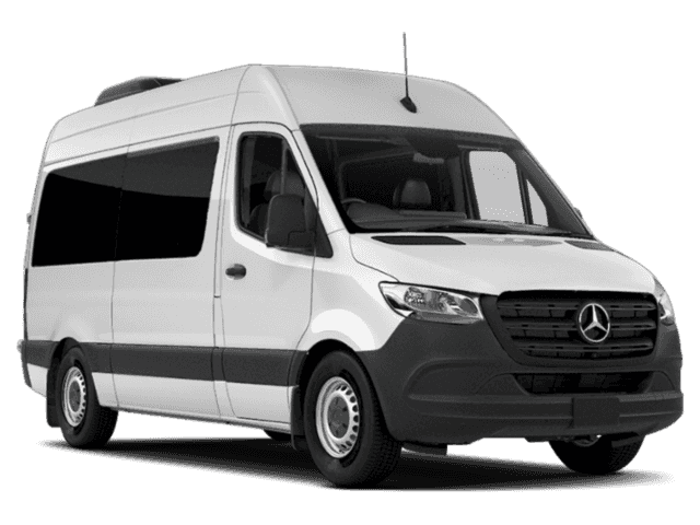 New 2019 Mercedes-Benz Sprinter V6 2500 Passenger 144