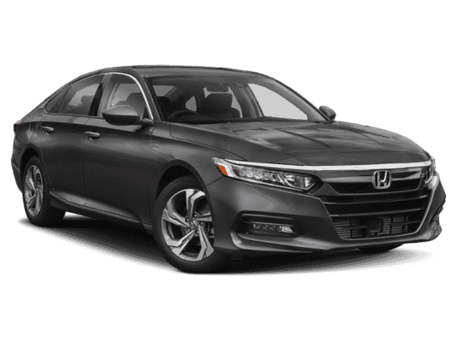 New 2020 Honda Accord EX FWD 4D Sedan