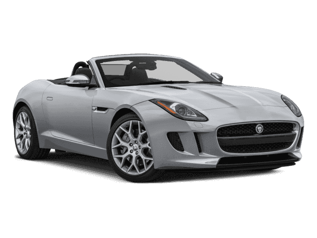 Pre-Owned 2017 Jaguar F-TYPE Convertible