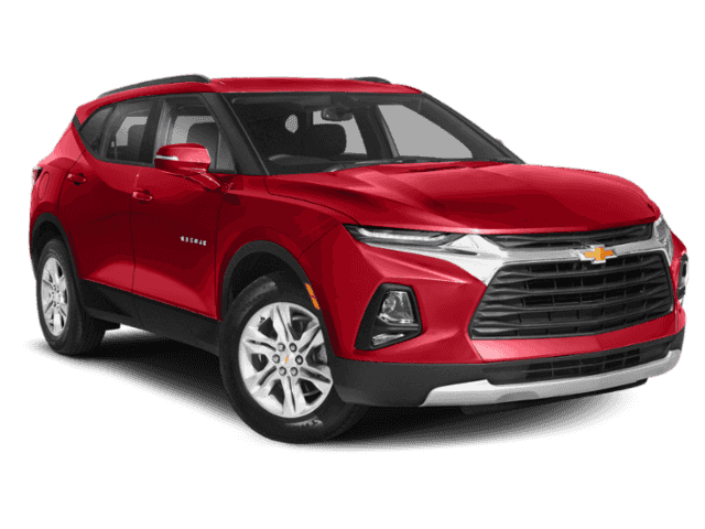 New 2019 Chevrolet Blazer RS AWD