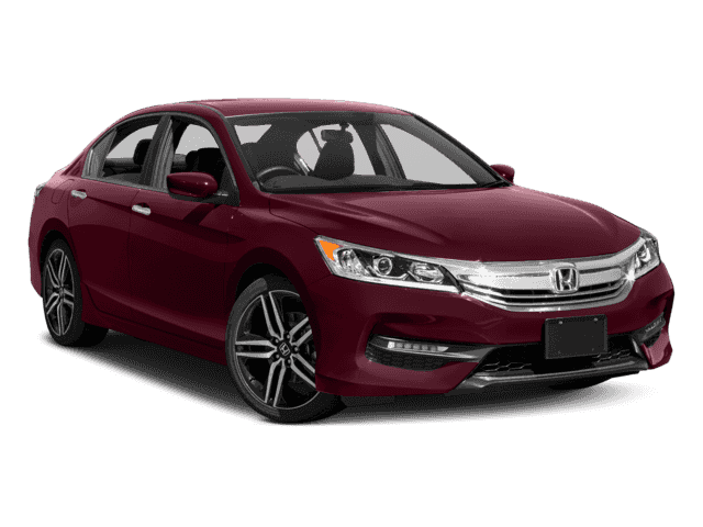 New 2017 Honda Accord Sport Special Edition