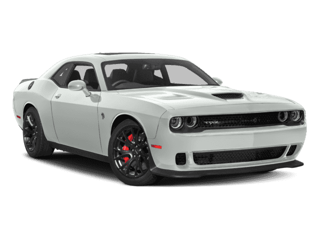 New 2018 Dodge Challenger Srt Hellcat Widebody Rwd Coupe In
