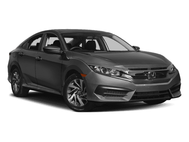 New Honda Civic EX