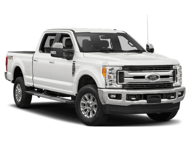 New 2019 Ford F-350 Gas XLT