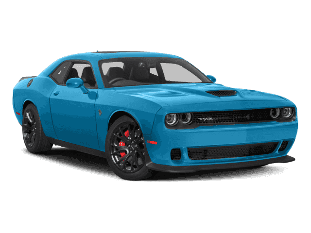 New 2018 Dodge Challenger Srt Hellcat Coupe In Richmond D8 50100