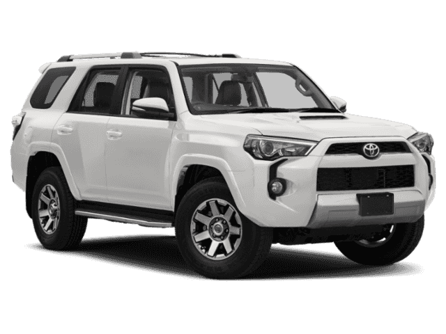New 2019 TOYOTA 4Runner 2WD Trail (V6)
