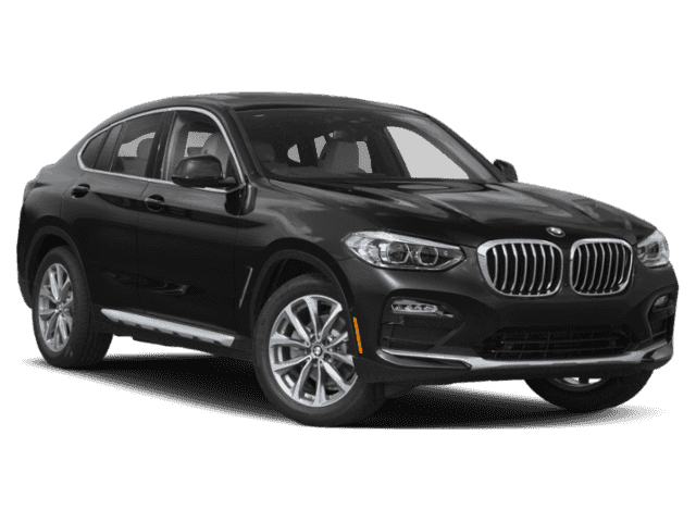 New 2020 BMW X4 xDrive30i Sports Activity Coupe