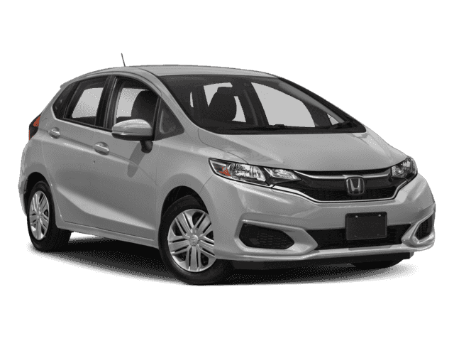 New 2018 Honda Fit LX FWD Hatchback