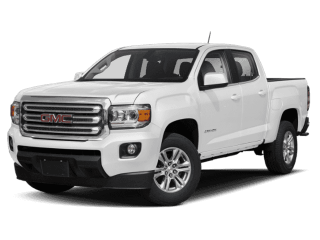 New 2019 GMC Canyon 4WD SLE 4WD Crew Cab Pickup