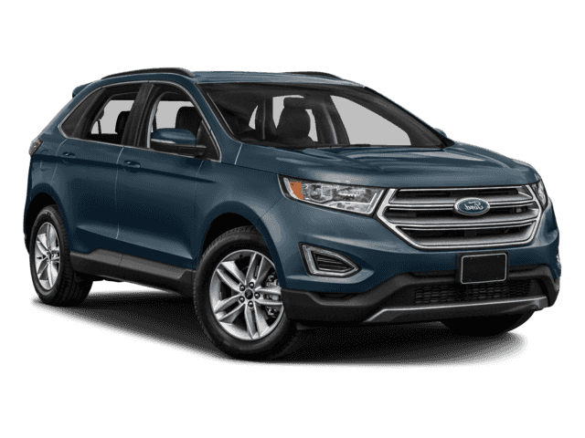 New 2018 Ford Edge Sel 4d Sport Utility In Olive Branch