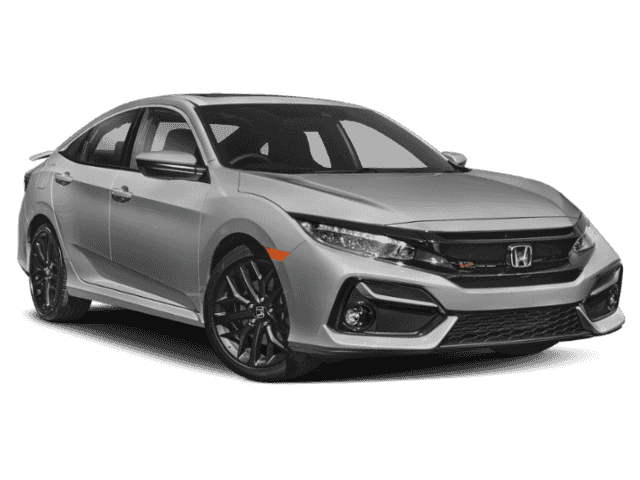 New 2020 Honda Civic Si