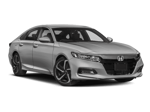 New 2018 Honda Accord Sedan Sport 15T