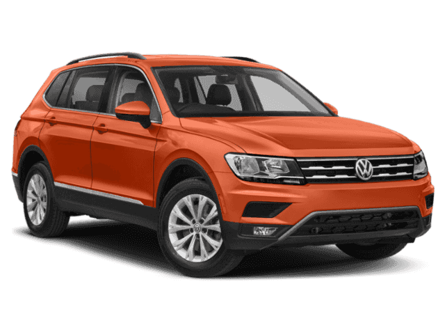 New 2019 Volkswagen Tiguan 2.0T SE w/Panoramic Sunroof & Third Row