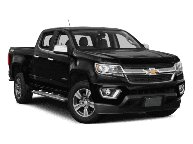 New 2016 Chevrolet Colorado LT