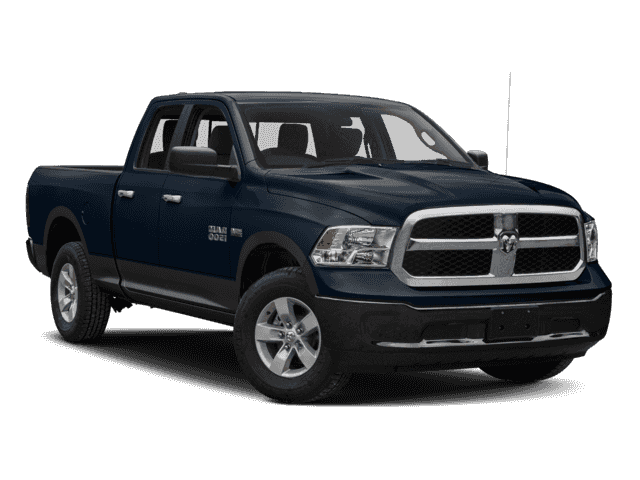 New 2018 RAM 1500 SLT Quad Big Horn 4x4 4WD