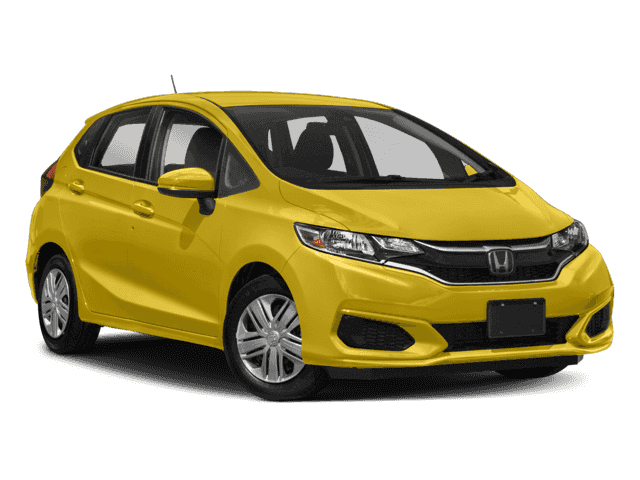 New Honda Fit LX w/Honda Sensing