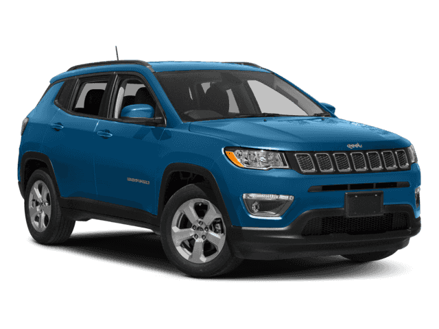 New 2018 JEEP Compass 4d SUV FWD Sport