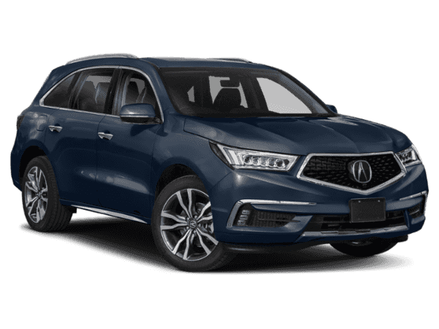 New 2019 Acura MDX 3.5L Advance Package