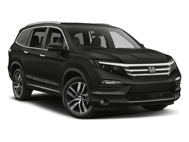 New 2017 Honda Pilot Touring With Navigation & AWD