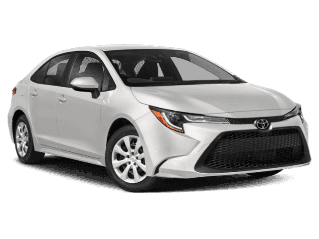 New 2020 Toyota Corolla L 2WD L (In-Transit To Dealership)