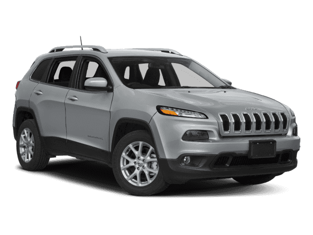 New 2018 JEEP Cherokee 4d SUV FWD Latitude Plus I4