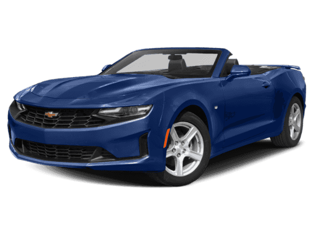 New 2019 Chevrolet Camaro 2SS RWD Convertible