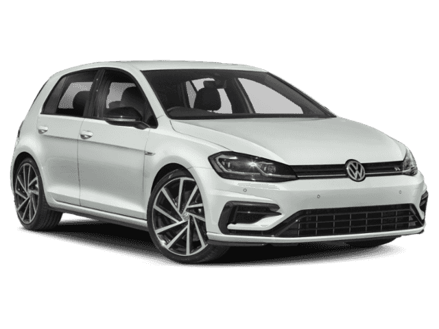 NEW 2019 VOLKSWAGEN GOLF R 5-DR 2 0T 4MOTION AT DSG AWD