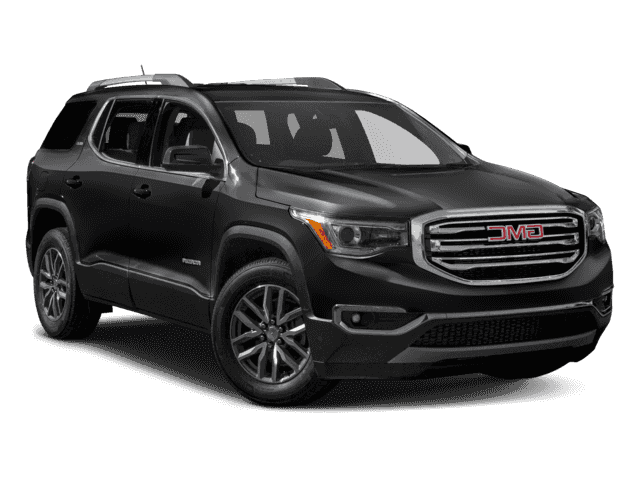 New 2018 GMC Acadia SLT-1 AWD