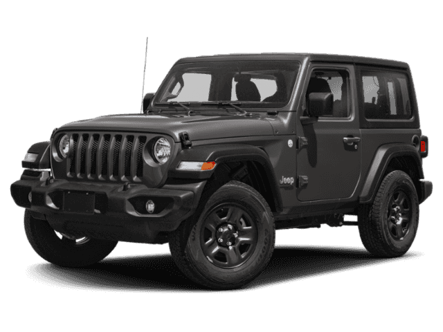 New 2020 JEEP Wrangler 2d SUV 4WD Sport