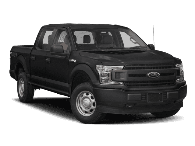 New 2018 Ford F-150 XL 4WD