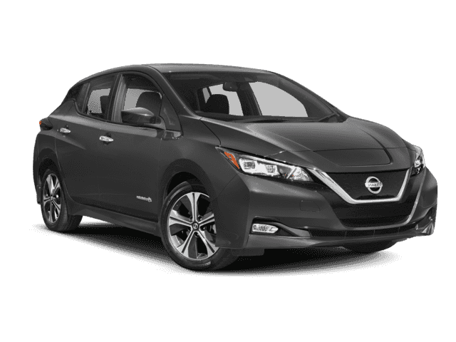 New 2018 Nissan LEAF SV TECHNOLOGY PKG With Navigation