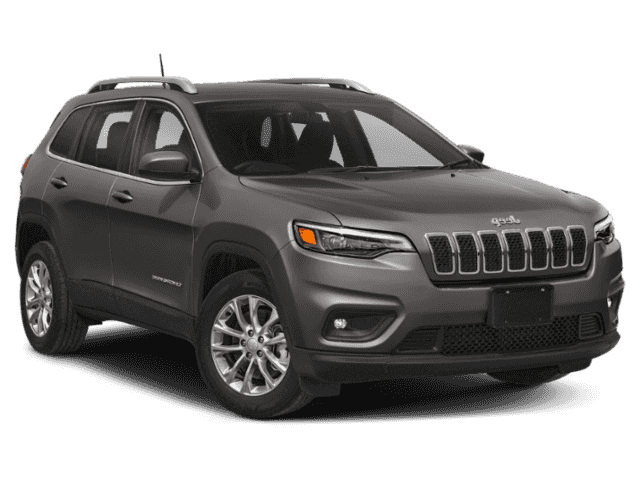 New Jeep Cherokee >> New 2019 Jeep Cherokee Limited 4x4