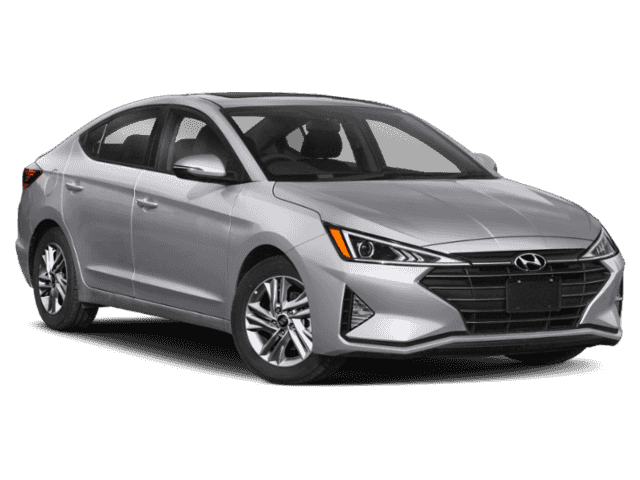 New 2019 Hyundai Elantra SE FWD Sedan
