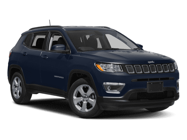 New 2018 Jeep Compass Latitude DEMO W/EXTRA REBATES