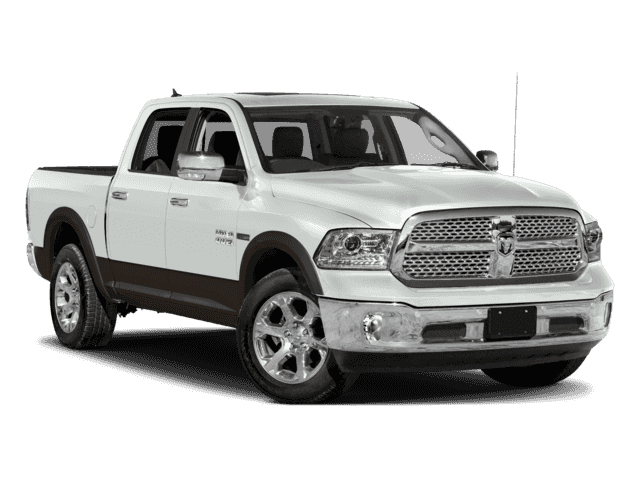 "NEW 2018 RAM 1500 LARAMIE CREW CAB 4X4 6'4"" BOX"