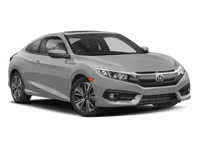 New 2018 Honda Civic Coupe EX-T Front Wheel Drive Coupe