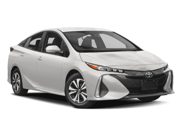 New 2017 TOYOTA Prius Prime Three Front Wheel Drive HB