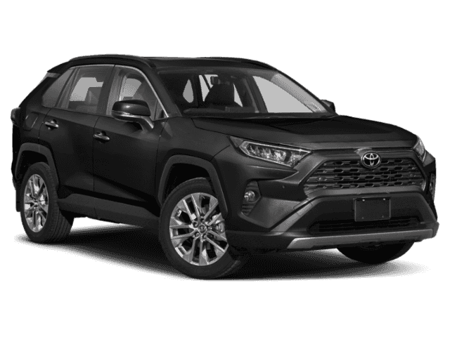 New 2021 Toyota RAV4 Limited