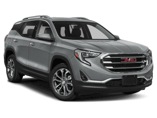 New 2019 GMC Terrain SLT AWD - #RB19915 in Orchard Park, NY | Basil Family Dealerships