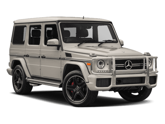 New 2018 Mercedes-Benz G 63 AMG® 4MATIC® 4D Sport Utility