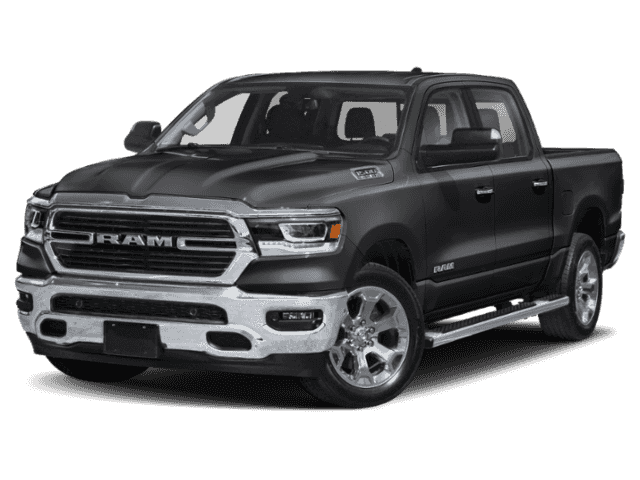 New 2021 RAM 1500 Big Horn