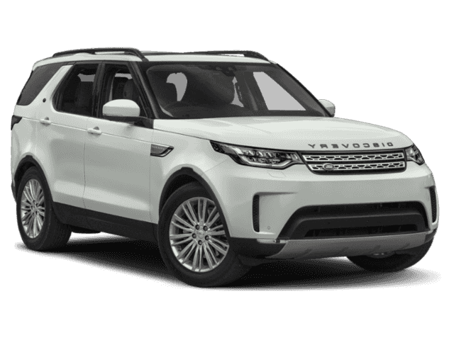 New 2019 Land Rover Discovery HSE Luxury