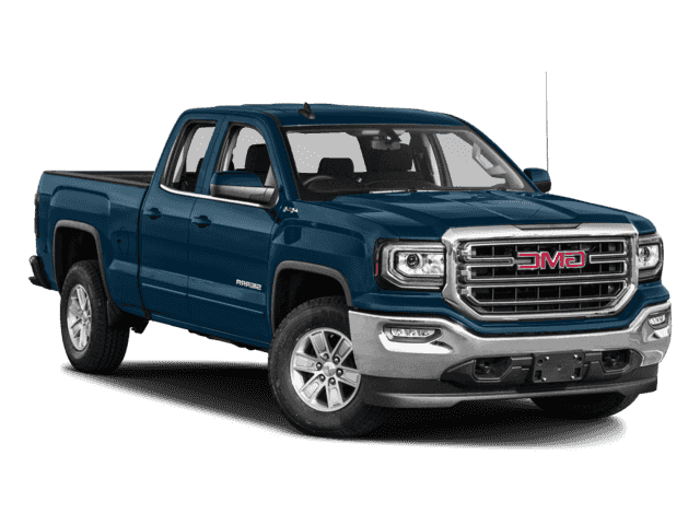 new 2018 gmc sierra 1500 sle double cab in troy g12074. Black Bedroom Furniture Sets. Home Design Ideas