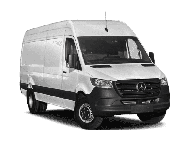 New 2019 Mercedes-Benz Sprinter Crew High Roof