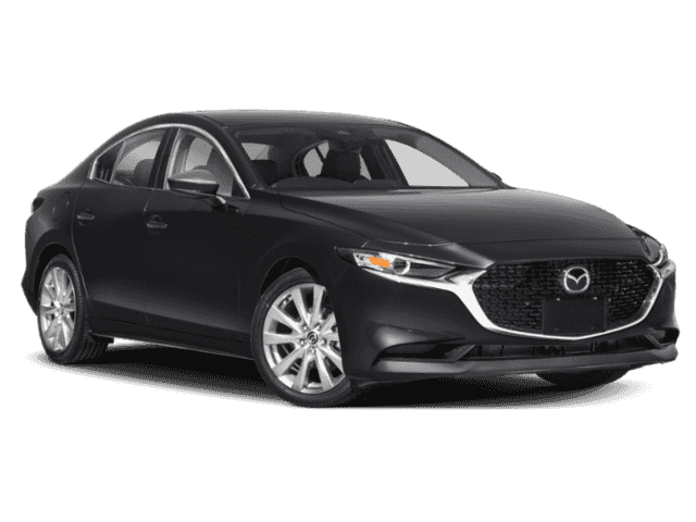 2020 Mazda Mazda3 FWD w/Preferred Pkg
