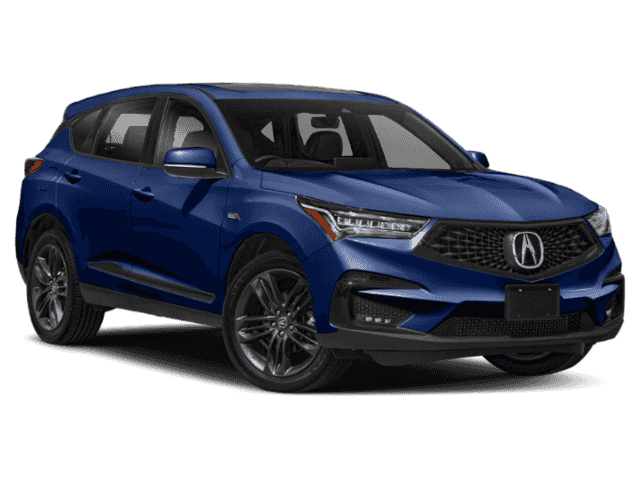 New 2019 Acura RDX RDX A-Spec FWD, 20 Whls, BT, Blnd Spt, CarPlay