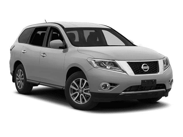Pre-Owned 2013 Nissan Pathfinder SV 4WD