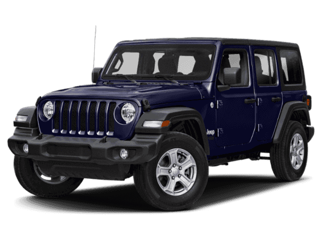 2020 JEEP Wrangler Sahara High Altitude